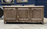 French Bleached Oak Enfilade or Sideboard (3 of 11)