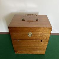 Victorian Mahogany Decanter Box (2 of 7)