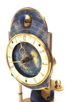 Rare Early Kaiser Universe 400-day Mantel Clock – Astral Torsion Clock (9 of 9)