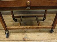 Vintage Metamorphic Oak Tea Trolley Table by Besway (7 of 18)
