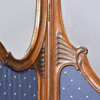 Louis XVI Style Mahogany Folding Screen (7 of 10)
