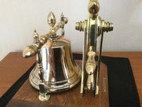 Betjemann's Patent Table Bell For Mappin And Webb (5 of 9)