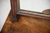 Antique Mahogany Toilet Mirror (5 of 11)