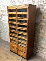 1930s Haberdashery Cabinet (2 of 3)