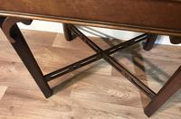 Georgian Style Mahogany Lamp Table (5 of 5)