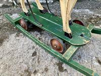 Antique Wooden Push Along Rocking Horse Toy (13 of 19)