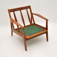 1960's Danish Teak Armchair by Arne Vodder (11 of 11)