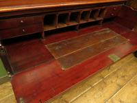 Antique George II Mahogany Secretaire Bookcase of Immense Character (13 of 16)