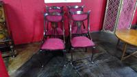 Edwardian Parlour Chairs (4 of 4)
