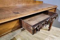 Oak Service Table (3 of 5)
