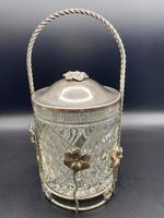 Edwardian Biscuit Barrel (5 of 7)