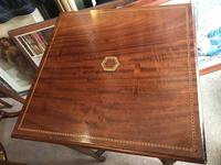 Pair of Inlaid Edwardian Bed Tables (10 of 24)