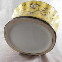 19th Century Crackle Glaze Jardiniere (5 of 7)