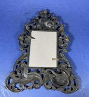 Victorian Cast Iron Photo Frame (4 of 10)