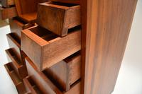 Pair of Vintage 1950's Walnut Bedside Chests (11 of 12)