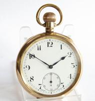 Zenith Prima Pocket Watch, 1919 (2 of 5)