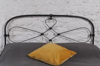 Pleasingly simple Irish iron no end king size (3 of 6)