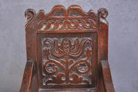 17th Century Yorkshire Child's High Chair (2 of 9)
