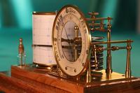 Short & Mason Tycos Drum Barograph and Barometer No H 5431 c1930 (6 of 13)