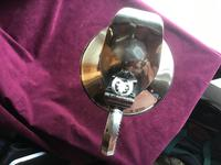 Excellent Silver/Glass Claret Jug (8 of 9)
