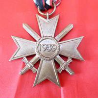 WW2 German War Merit Cross (3 of 4)