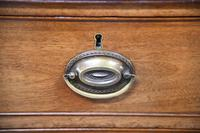 Antique Mahogany Chest of Drawers (7 of 13)