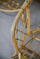 Single Bamboo Cane Tub Chair. (5 of 12)