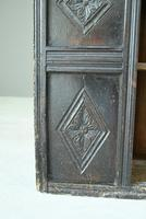 Small Carved Oak Cupboard (12 of 13)