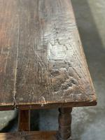Wonderful Antique Large Refectory Farmhouse Dining Table (30 of 31)