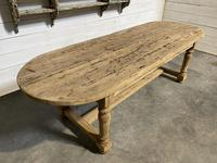 Large Rustic French Farmhouse Dining Table (14 of 18)