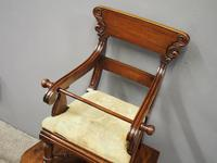 George IV Mahogany Childs Chair on Stand (4 of 7)