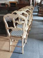 6 Painted French Chairs (6 of 6)