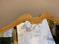 20th Century French Overmantle Mirror (4 of 6)