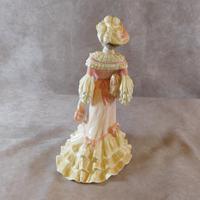 """Coalport """"Georgina """" Limited Edition Figurine (4 of 7)"""