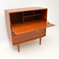 1960's Danish Teak Vintage Writing Bureau (6 of 12)