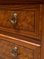 French Parquetry Commode Chest of Drawers (6 of 27)