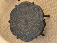 Late 19th Century Indian Lamp Table (2 of 8)