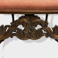 17th Century High Back Armchair (11 of 14)