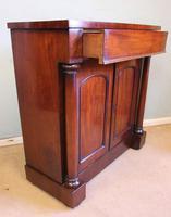 Antique Mahogany Chiffonier Sideboard Base (7 of 8)