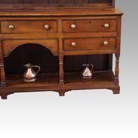 Antique Oak Shropshire Dresser (3 of 7)