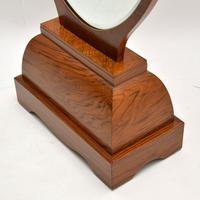French Art Deco Walnut Free Standing Mirror (8 of 11)