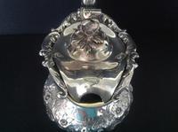 Rare Paul Storr Antique Silver Lidded Milk Jug - 1835 (4 of 11)