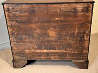 George III Serpentine Mahogany Chest of Drawers (10 of 10)