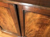 Mahogany Breakfront Sideboard (9 of 14)
