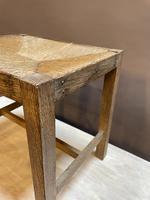 Heals Limed Oak Stool (3 of 10)