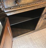 Quality Carved Oak Sideboard (12 of 14)
