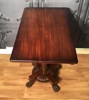 Regency Mahogany Side Table c1820 (2 of 13)