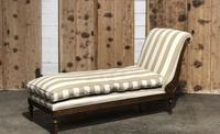 Antique French Chaise Lounge (6 of 11)