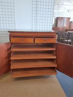 Rosewood Linen Press Cupboard (3 of 6)