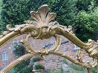 Louis XV Style Gilt Mirror (5 of 7)